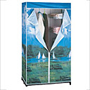 GUANGDA Durable Portable Non-woven Storage Wardrobe (JAJU018)(Start From 10 Units)-Free Shipping