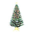 LED Canadian Pine Fiber Christmas Tree,180CM (GQL-210)(Start From 5 Units)-Free Shipping