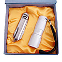 Camp Tool Set including Flashlight, Folder Knife (WJGJ037)(Start From 20 Units)-Free Shipping