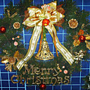 Heart-shaped Christmas Wreath (HH011) (Start From 30 Units)-Free Shipping
