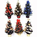 1-Piece Desktop Christmas Tree+Miniature Bulbs/40cm (SDZS002)(Start From 20 Units)-Free Shipping