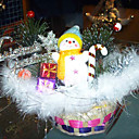 Lovely Snowman Gift Basket (HH017) (Start From 30 Units)-Free Shipping