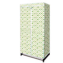 DUOBAO Durable Foldaway Non-woven Storage Wardrobe (JAJU002)(Start From 10 Units)-Free Shipping