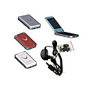 Solar Powered Battery Charger Charges Cell Phones (HQKJ001)(Start From 10 Units)-Free Shipping