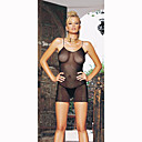 Intricate Venice and Sheer Net Baby Doll (LRB2044) (Start From 5 Units)Free Shipping