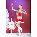 assistente piccolo sexy santa costume adulto (lrb1681)