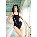 Magic Black ein Stück Tank swimwear (yz8481)