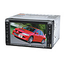 6.2-inch Touch Screen 2 Din In-Dash Car DVD Player SH-DV652