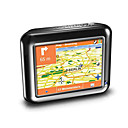 3.5-inch Portable Car GPS Navigator with Record Function GPS6087C
