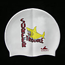 Yingfa Silicone Swim Caps White  (PJ007) (Start From 10 Units) Free Shipping
