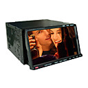 7-inch Touch Screen 2 Din In-Dash Car DVD Player Built-in GPS Function AL-7002GL