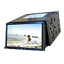 7-inch touch screen 2 din auto dvd speler met tv / radio / bluetooth / GPS-functie 6701b-g