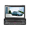 7-inch Touch Screen 1 Din In-Dash Car DVD Player TV and Bluetooth Function RDV-700D