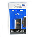 Sony PSP 2000 Slim PSP2000 1200mAH Rechargeable Battery Pack ZY038 (Start From 30 Units)