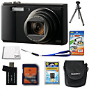 Ricoh Caplio R8 10.3MP Digital Camera + 4GB SD Card + Extra Battery + 6 Bonus