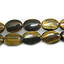 "16"" 13-18mm Opal Natural Tigereye Stone Loose Strand Gemstone Beads (Start From 5 Units)"