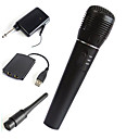 Wireless Karaoke Microphone 2 in 1 for Wii/PS3 New ZY090 (SZL200) (Start From 30 Units)