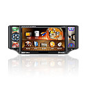 5-inch Touch Screen 1 Din In-Dash Car DVD Player Built-in DVB-T and GPS System JZY-7188-GD