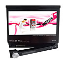 7-inch Touch Screen 1 Din In-Dash Car DVD Player Built-in GPS System RDV-700X (SZC323)