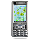 Daxian888 Mp3 Mp4 Silver Cell Phone PDA Bluetooth (SZR153)