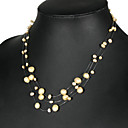 Beautiful Champagne Pearl Necklace