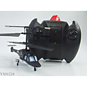 New 3 CH RC Mini Indoor Air Wolf Co-Axle RTF Palm Size Helicopter