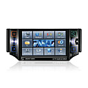 5-inch Touch Screen 1 Din In-Dash Car DVD Player GPS System Dual Zone DT-5001AG