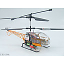 Free Shipping 3 Channel 9084 R/C Ready to Fly Lama RC Radio Remote Control Helicopter