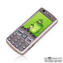 PESUNG C800+   Dual Card Dual Band Touch Screen Cell Phone Light Gold(SZR422)