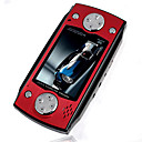 2 GB 2,8-Zoll-MP3 / MP4-Player mit Digitalkamera &amp; Kartensteckplatz rot (szm032)