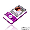 1,5 pulgadas con reproductor mp4 (4GB, 5 colores disponibles)