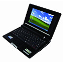 Mini Laptop JL7200 7inch UMPC TFT Screen with Samsung ARM926EJ - Black
