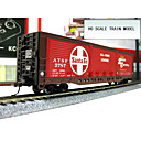 HO Scale Train Model--box wagon