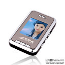 4gb de 1.8 pulgadas MP3 / MP4 Players con fm funcin negro (szm097)