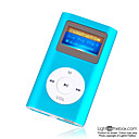 4GB Mini MP3 Players Five Colors Available