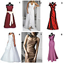 Unique and Fashionable Dresses for Wedding / Party 6 Pieces Per Package (HSQC037)