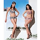Brand New Sanqi Two Piece Swimwear Bikini Swimsuit 8033 (XY0023)