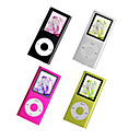 23 x 2gen 1GB/2GB/4GB/8GB colorido de 1,8 polegadas estilo ipod mp3 / mp4 player (qc017) transporte gratuito