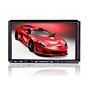 7-inch Touch Screen 2 Din In-Dash Car DVD Player TV and Bluetooth Function 268