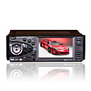 3,6-pouces cran tactile 1 din dans le tableau de bord voiture lecteur dvd tv et la fonction bluetoo