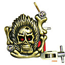 Freeshipping Tattoo Machine Gun 10 Wrap Coils New Pro Tuned (FD008)