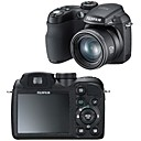 Fujifilm FinePix S1000fd Digital camera - compact - 10.0 Megapixel + 8GB SD Card + 6 Bonu(SMQ1016)