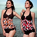 Brand New Sanqi High Quality One Piece Women's Swimwear Swimsuit 9001 (KSQ002)