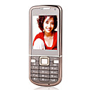 K8800TV+ Dual Card Quad Band Dual Camera TV Function Cell Phone Gray (Not For U.S/Canada)