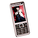 FLY-YING F808i Dual Card Quad band Touch Screen Cell Phone Gray (SZR745)