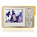 2GB 2.4 Inch MP5/MP3 Player With Clip Out Speaker Digital Camera Silver/Yellow(MXQ034)
