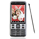 V66 Tri Band Dual SIM Card  With Bluetooth Function Cell Phones