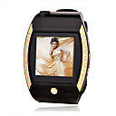 COOL858  Watch Cell Phone Gold -1 (Not For U.S/Canada)