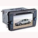 7inch Touran auto touch screen magotzn Sagitar volkswagen caddy lettore DVD (szc619)