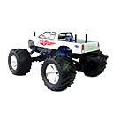 1:8 3-Speed Gearbox 21 Engine MAD Force 4WD Nitro RC Monster Truck RTR (YX00560)